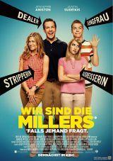 Filmplakat zu Wir sind die Millers