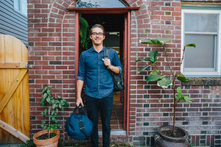 """I have a Pinterest board called adventure is out there and it doesn't really have any rules...There's places that I've been, there's places that I want to go, there's experiences that I've had like taking a cooking class or a surfing lesson, and then there's things that I'm planning to do like going on safari in Namibia, which is something I'm hoping to do in December.""-Michael in Seattle"