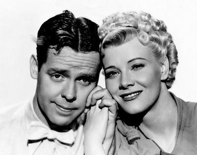 Arthur Lake Penny Singleton, appeared together as Blondie and Dagwood in 28 films