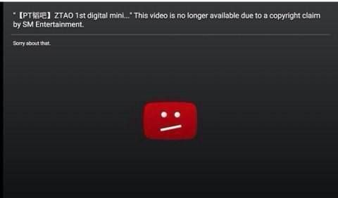 Z.TAO's solo music video blocked by SM Entertainment?..