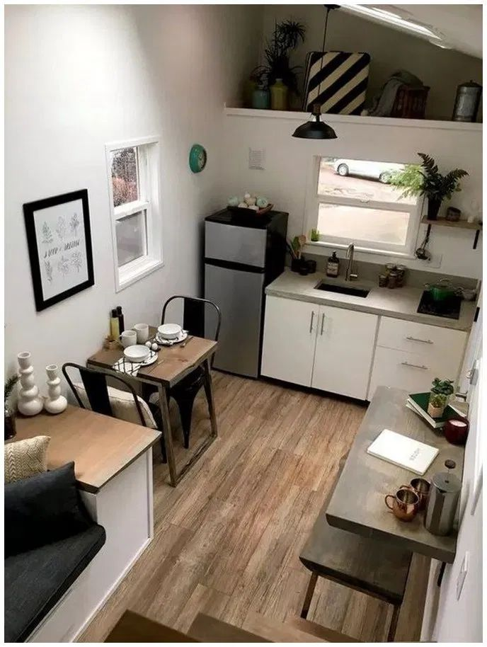 ➤30 Surprising Small Kitchen Design Ideas and Decor You Have To See #kitchen #…