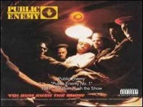 Public Enemy - Public Enemy No. 1