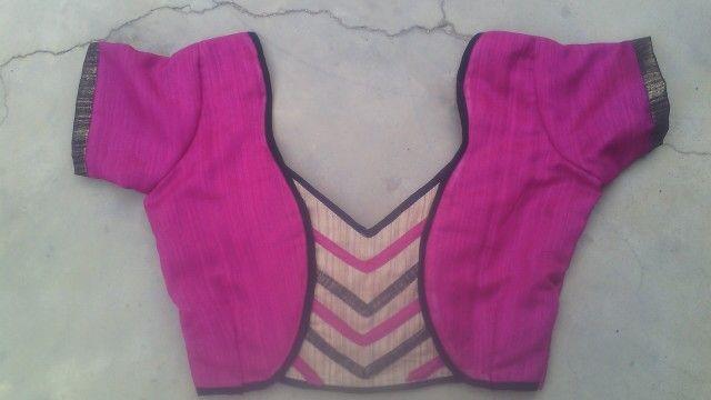 Saree blouse 1