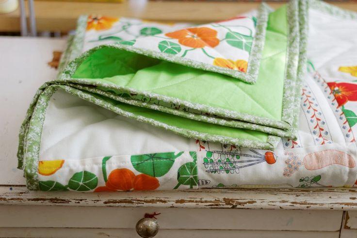 prosty patchwork ze ścierek kuchennych IKEA (tutoiral) - dom artystyczny llifestyle, wnętrza, tkaniny, patchwork
