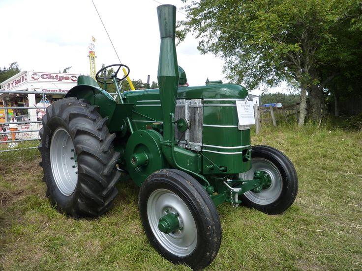 Field Marshall Tractor | by Bebopgirl1969