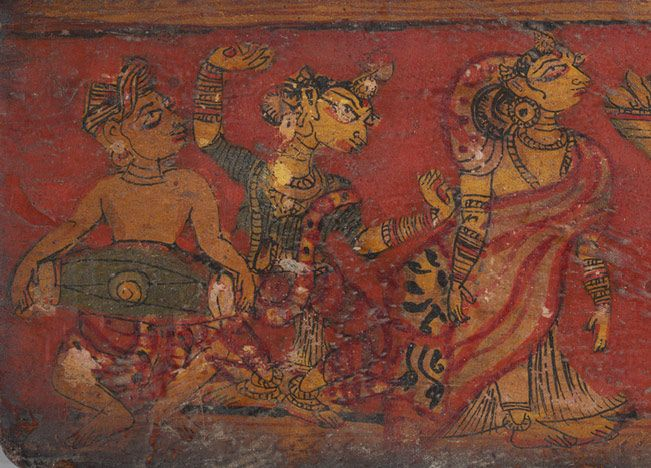 middle ages india