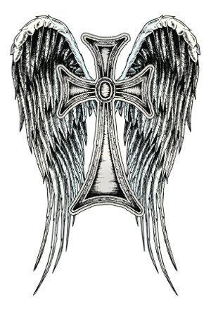 saint michael symbol tattoo - Google Search