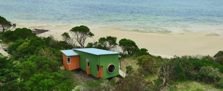 Deluxe Ecocabins by the sea