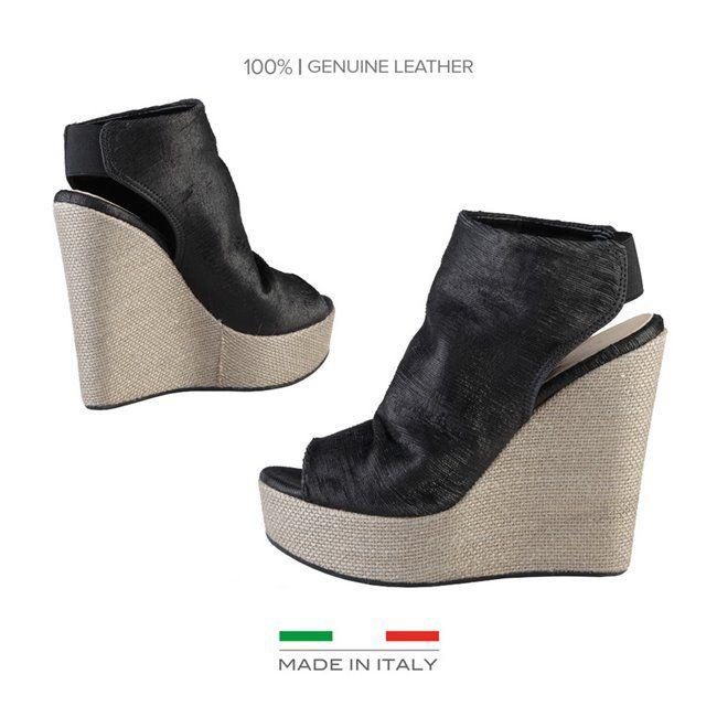 Made in Italia CORINNA  Wedge Dámské boty s klínem
