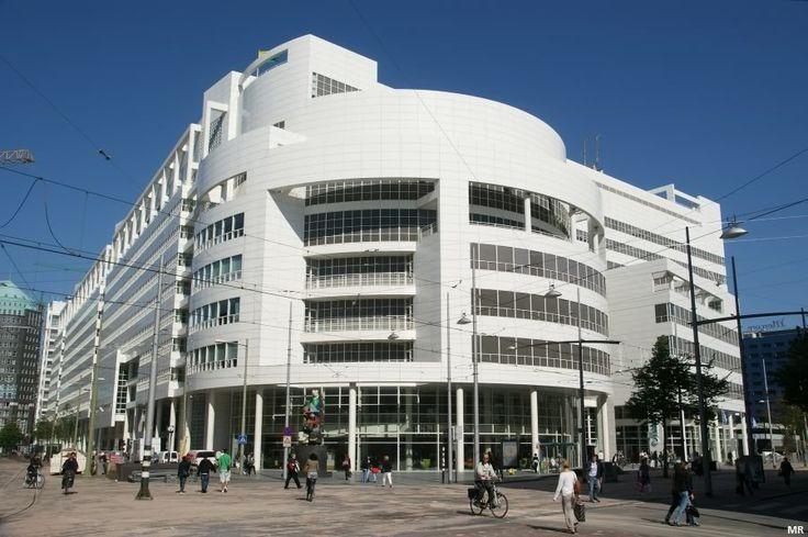 Den Haag: Hoogbouw - SkyscraperCity Het witte stadhuis wordt ook wel het IJspaleis genoemd