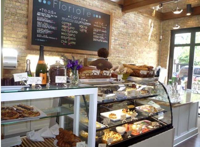 Floriole Cafe Bakery Menu