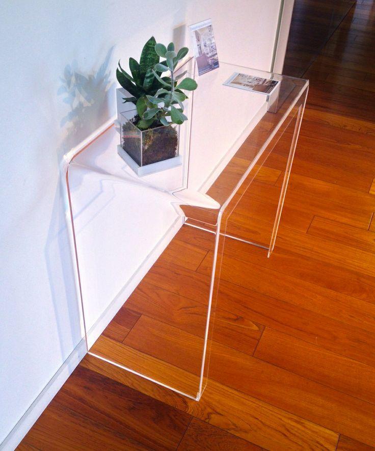 73 migliori immagini su acrylic and plexiglass furnishing. Black Bedroom Furniture Sets. Home Design Ideas