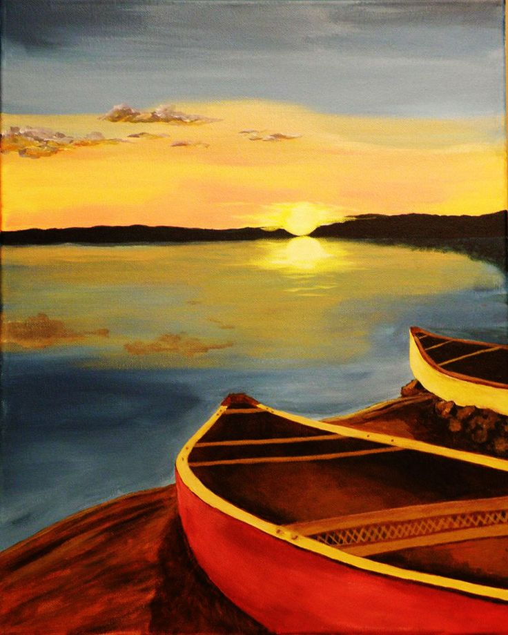 Get a taste of the cottage on any wall in your home when you paint Canadian Summer with us!