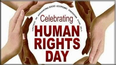 Remember, the change you want to see in the world, and in your school, begins with you.  Join us in celebrating Human Rights Day!