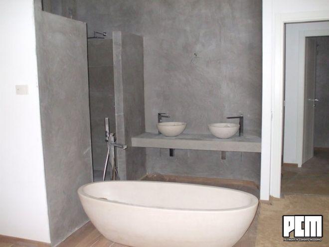 Oltre 25 fantastiche idee su pavimenti in cemento su pinterest - Pavimenti in cemento per interni pro e contro ...
