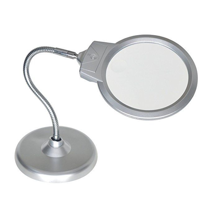 Magnifying Glass With Light For Crafts Magnifying Desk Lamp Lamp Magnifier