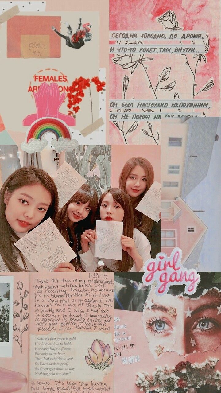 Blackpink Wallpaper Aesthetic Gaphotoworks Free Photo And Wallpapers