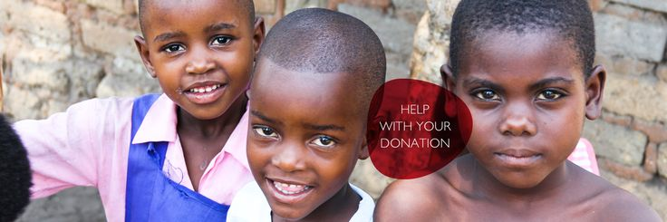 You can help children in need in Tanzania or Malawi with your donation. A little goes a long way!