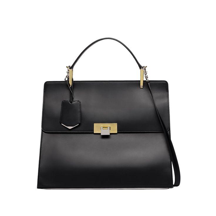 Balenciaga Le Dix Cartable M Balenciaga - Top Handle Bags Women color Black - Handbags Balenciaga