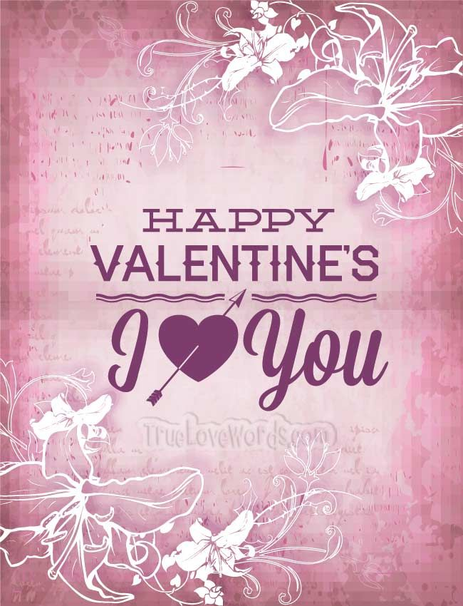 Magnificent 53 Astonishing Valentine Day Images With Message Image ...
