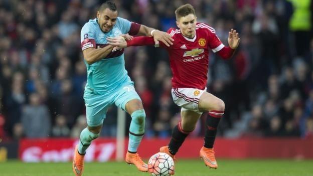 FA Cup: West Ham & Man Utd quarter-final replay on 13 April - BBC Sport