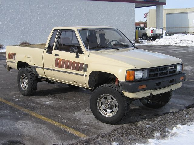 1985 toyota sr5 pickup 4x4 pictures to pin on pinterest pinsdaddy. Black Bedroom Furniture Sets. Home Design Ideas