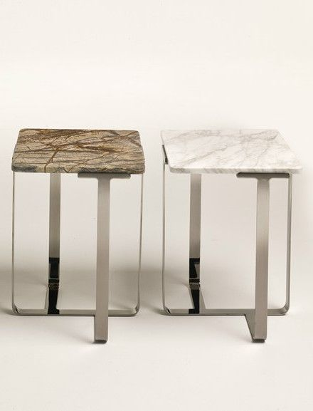 Square marble coffee table JOSHUA by i 4 Mariani   Umberto Asnago