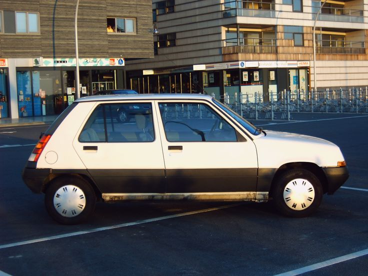 12 best renault 5 images on pinterest renault 5 retro cars and renault 5 sciox Image collections
