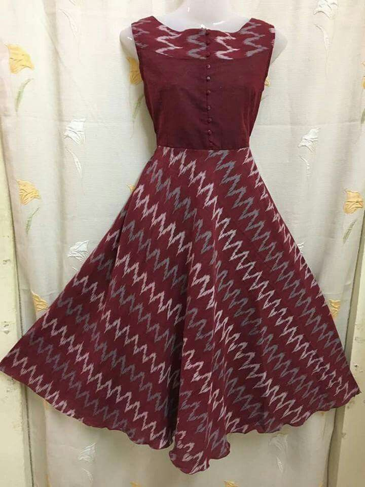 Ikkat and a kalamkari. Tops Price :1899+$ Size - 40 Extended to 42 Decreased to 34 Order WhatsApp 7995736811