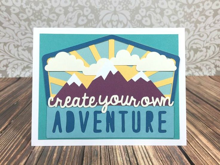 Courtney Lane Designs: Cricut Artistry Create Your Own Adventure Card