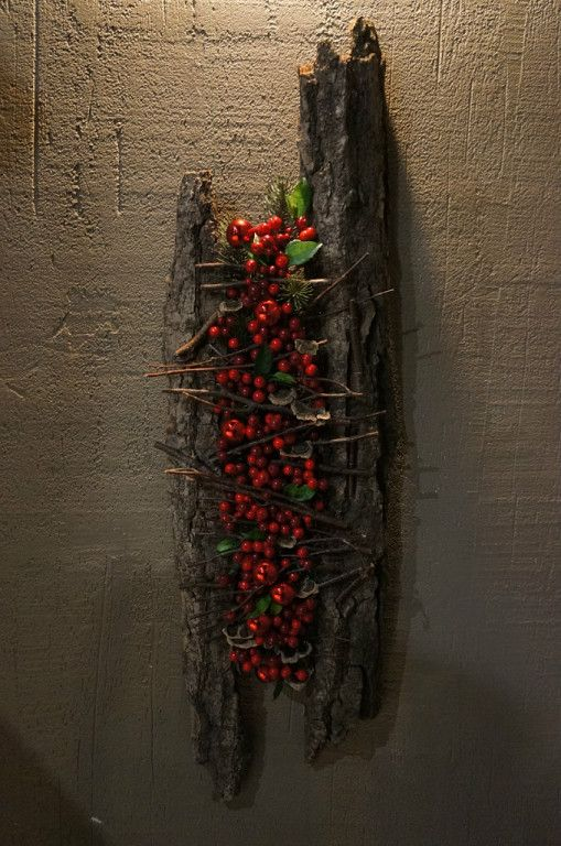 rinden beeren objekt blumen pflanzen pilze pinterest herbst herbstdeko und. Black Bedroom Furniture Sets. Home Design Ideas