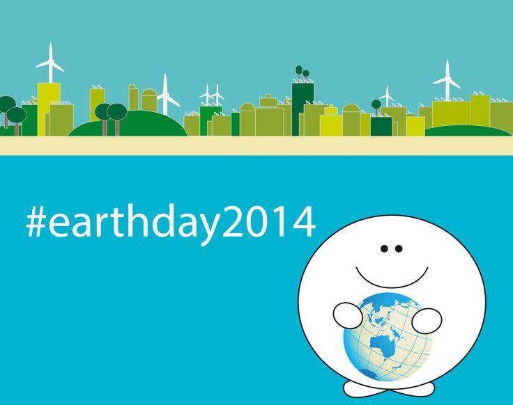 #earthday 2014