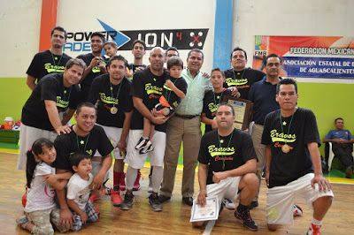 Bravos campeones de la Liga Mayor temporada 2015 ~ Ags Sports