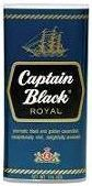 Captain Black Pipe Tobacco Royal Blue - 6 Pack of 1.5 oz Pouches