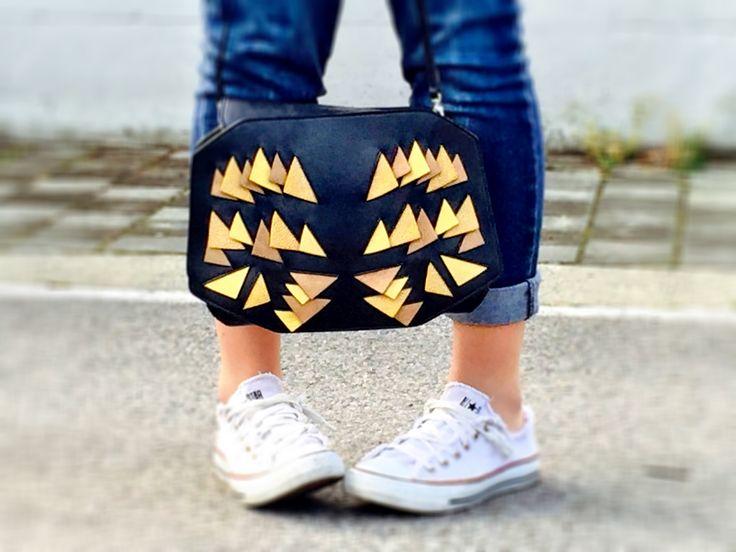 Origami Bag : Suzume , passerotto