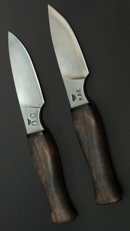 Kitchen: Custom Knives from Ferrum D. Gentile : Remodelista