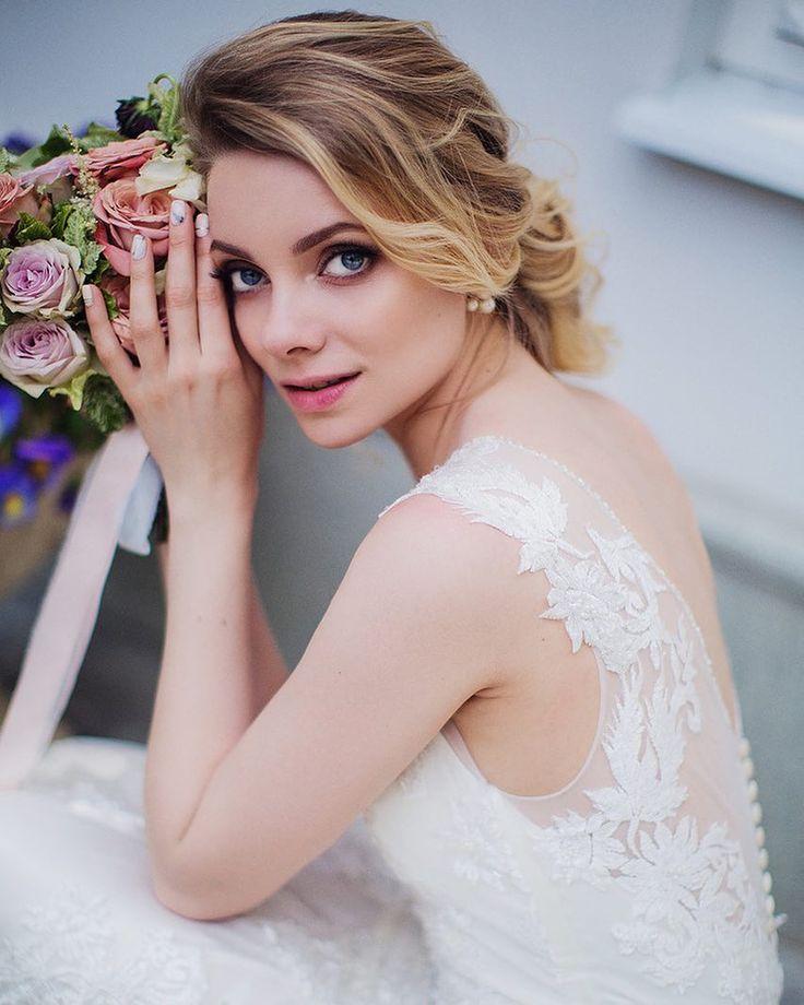 #bridallook #makeup #loveanddiamond