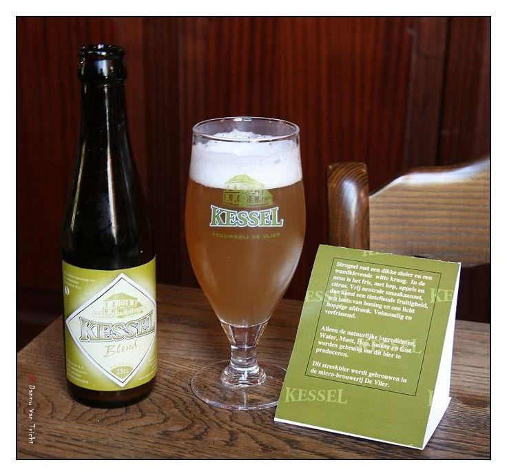 Kessel Blond, een streekbier van Brouwerij De Vlier verdient zeker de aandacht voor bierliefhebbers. Het bier is vernoemt naar de Leuvense gemeente Kessel-Lo.