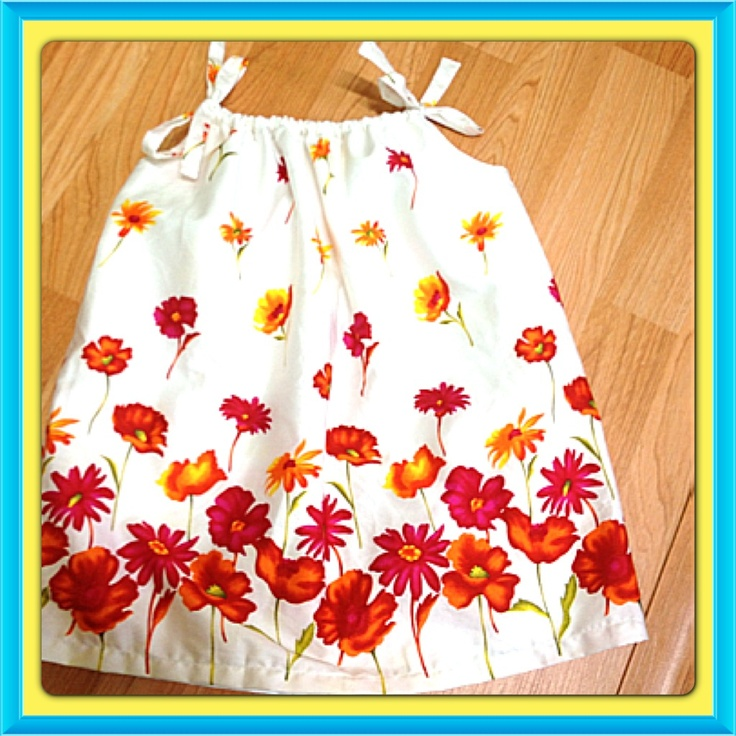 summer baby dress style no.2