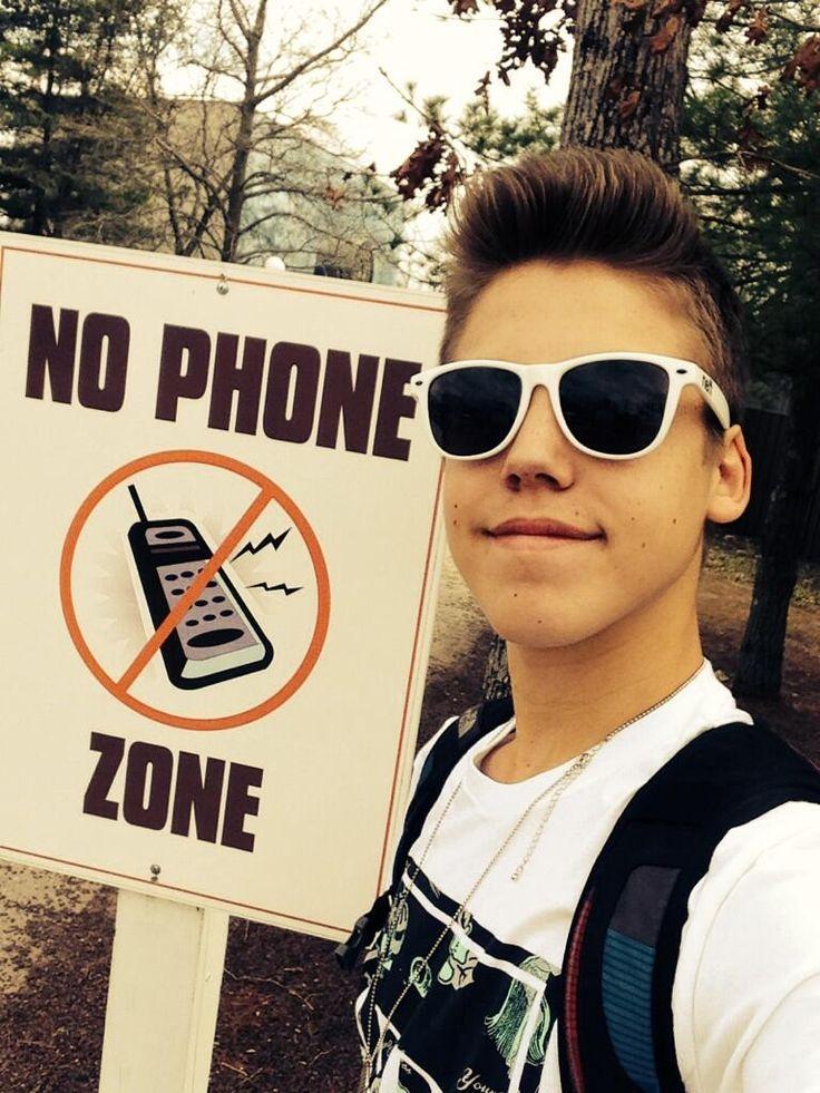 Matt is a rebel.
