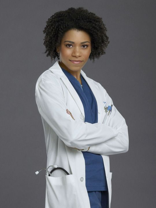 Kelly McCreary from EMILY OWENS, M.D.
