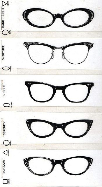 Eyeglass Frames Per Face Shape : Pin by Alejandra Monarrez on Fashions Pinterest Oakley ...