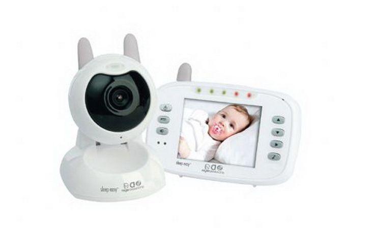roger armstrong sleep easy baby monitor manual