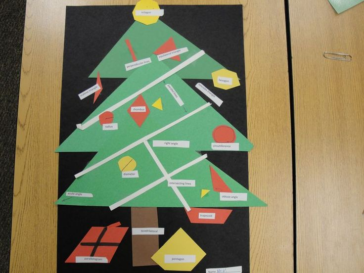 Geometry idea for Christmas