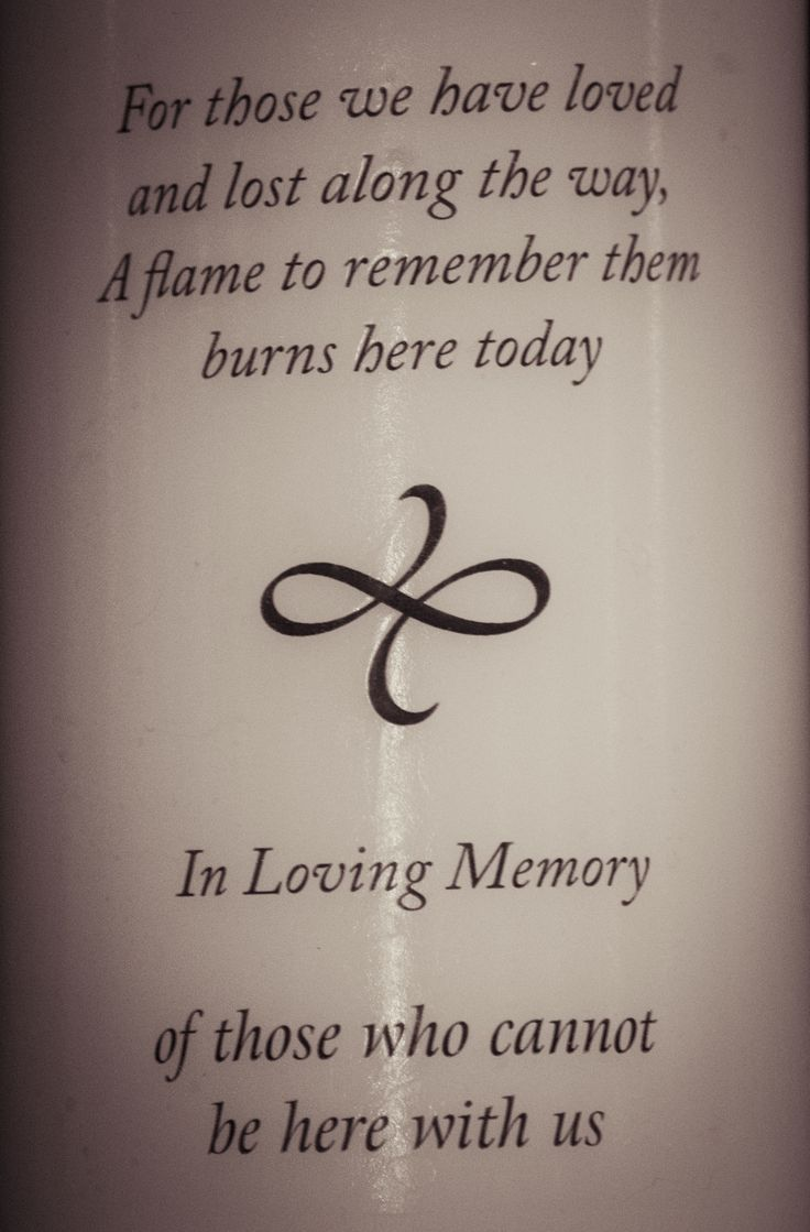 In Loving Memory Quotes 13 Best In Loving Memory Quotes Images On Pinterest  Bridal