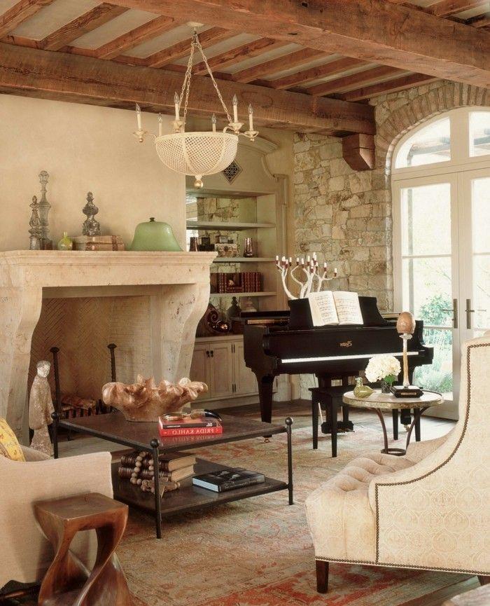 Cool Innendesign Ideen Wohnzimmer Einrichten Provence Hair