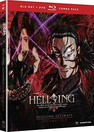 Crispin Freeman & K.T. Gray & Jonathan Klein-Hellsing Ultimate: Volumes 9-10