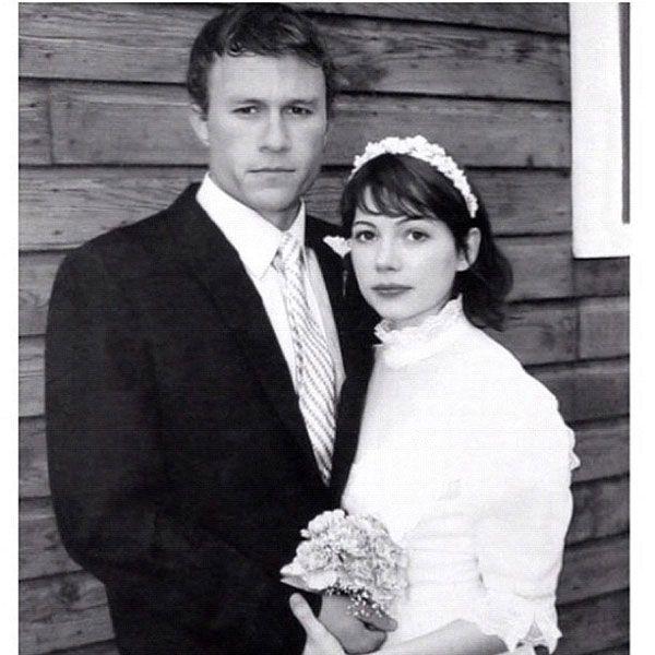 Michelle And Heath Brokeback Mountain Wedding Belles