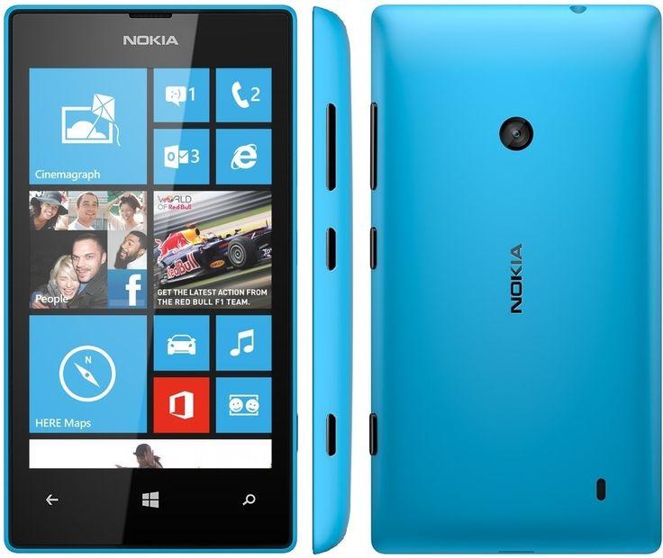Прошивки для nokia lumia 520