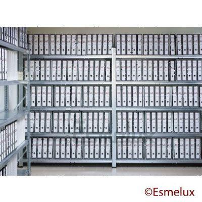 Estantería metálica modular 2.000 mm altura https://www.esmelux.com/estanter%C3%ADa-met%C3%A1lica-modular-2.000-mm-altura